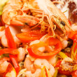 Shrimp salad — Stock Photo #35077107