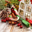 Christmas decoration — Stock Photo #35244735