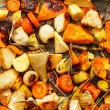 roasted vegetables&quot — Stock Photo #35245929