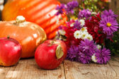 Thanksgiving day concept — Stock Photo