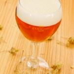 Light beer — Stock Photo #35622955