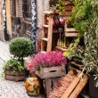 Small flower shop — Stock Photo #35623143