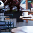 outdoor cafe — Stock Photo #35843113