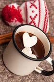Hot chocolate — Foto Stock
