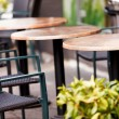 Outdoor cafe — Foto de Stock