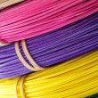 Color rattan — Stock Photo #36814703