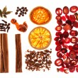 Stock Photo: Christmas spices