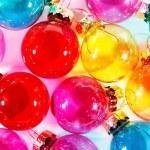 Colorful Christmas balls — Stock Photo #37015765