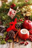 Christmas decoration — Stock fotografie