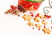 Vánoční cukroví — Stock fotografie