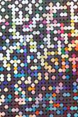 Festive colorful lights — Stock Photo