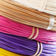 Color rattan — Stock Photo #37672837