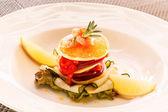 Vejetaryen salata — Stok fotoğraf