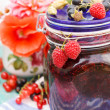 Berry jam — Foto de stock #38011903