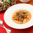 Beef stew — Stock Photo #38309921