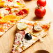 Pizza — Stock Photo #38310339