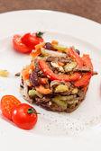Fleisch-salat — Stockfoto