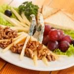 Cheese plate — Stock Photo #38362977