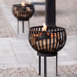 Stock Photo: Outdoor burner