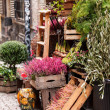 Small flower shop — Stock Photo #38671485
