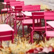 outdoor cafe — Stock Photo #38671489