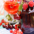 Berry jam — Stock Photo #39982435