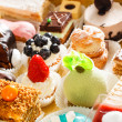 Stock Photo: Different pastries