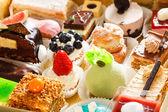 Different pastries — Stock Photo