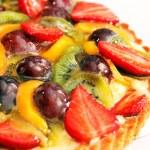 Fruit tart — Stock Photo #42157505
