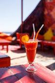 Fruit smoothie — Stock Photo
