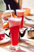 Karkade drink — Stock Photo