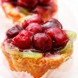 Berry tart — Stockfoto