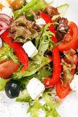 Salada grega — Fotografia Stock