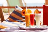 Fresh juice — Stock Photo