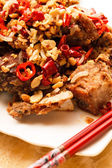 Cocina china — Foto de Stock
