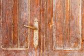 Eski kapı yüzeyi — Stok fotoğraf
