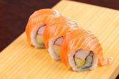 Tasty sushi — Stock Photo