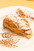 Apple cake — Stockfoto