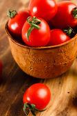 Fresh tomatoes — Stock Photo
