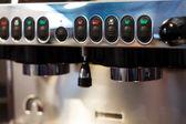 咖啡机 — 图库照片