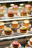 Délicieux petit gâteau — Photo
