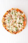 вкусная пицца — Стоковое фото
