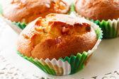 Tasty muffins — Stock Photo