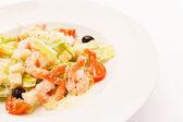 Caesar salad — Stock Photo