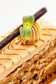 キャラメル ケーキ — ストック写真