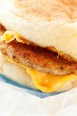 Tasty cheesebugrer — Photo