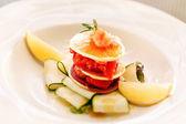 素食沙拉 — 图库照片