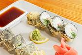 Tasty sushi — Stockfoto