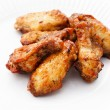 Fried chicken wings — Stock Photo #48010245