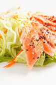 Japanese salad — Stock Photo